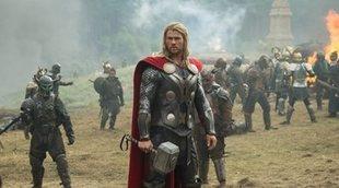 """Chris Hemsworth piensa que 'Thor: El mundo oscuro' es un """"meh"""""""