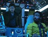 'Star Wars: Episodio IX': Primer (y brevísimo) vistazo al Halcón Milenario