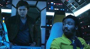 Primer vistazo al Halcón Milenario en 'Star Wars: Episodio IX'