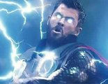 'Vengadores: Infinity War': La entrada de Thor en la batalla de Wakanda, recreada en el videojuego Fortnite