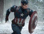 El escudo mágico del Capitán América que combina los poderes de Doctor Strange