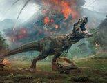 'Jurassic World 2': Un cine de Murcia emociona a Juan Antonio Bayona con un póster dibujado a mano
