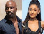 Mike Colter ('Luke Cage') la lía con sus comentarios sobre Ariana Grande