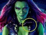 'Vengadores 4': El vídeo de Gamora que aviva la teoría de los viajes en el tiempo