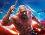 'Guardianes de la galaxia Vol. 3': Dave Bautista no tiene miedo de que Disney le despida por defender a James Gunn