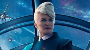 Glenn Close se pone de parte de James Gunn tras su despido de Disney