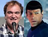 La 'Star Trek' de Tarantino sería 'muy loca'