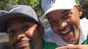 Will y Carlton se reencuentran en Instagram 22 años después