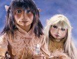 La serie de 'Cristal Oscuro' se está rodando a la manera de los 80, con las técnicas de la película original