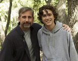 'Beautiful Boy': Las primeras críticas alaban las interpretaciones de Timothée Chalamet y Steve Carell