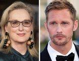 'Big Little Lies': Alexander Skarsgård bromea diciendo que fue el mentor de Meryl Streep en la segunda temporada