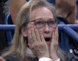 Meryl Streep estará nominada al Oscar por sus reacciones en este partido de tenis