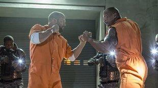 'Hobbs and Shaw': Primera imagen del rodaje del spin-off de 'Rápidos y furiosos'