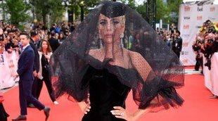 Lady Gaga sigue siendo diva y meme en el Festival de Toronto