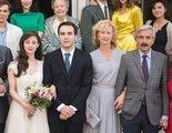 Primeras imágenes de la boda de Carlitos en 'Cuéntame'