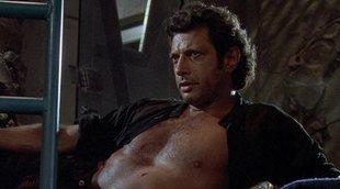 Jeff Goldblum por poco no aparece en 'Parque Jurásico'