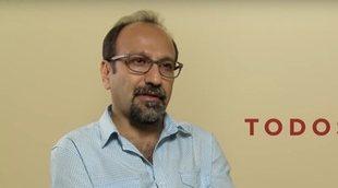 """Asghar Farhadi: """"Si 'Todos lo saben' fuera a los Oscar yo no iría"""""""