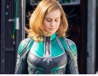 El tráiler de 'Capitana Marvel' podría estar al caer