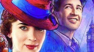 Nuevo y mágico tráiler de 'El regreso de Mary Poppins'