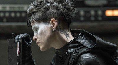 Lisbeth Salander huye de la muerte en el nuevo tráiler de 'Millennium'