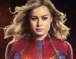 Primer tráiler de 'Capitana Marvel': Brie Larson llega dispuesta a liderar el universo Marvel