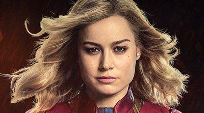 Primer tráiler de 'Capitana Marvel'