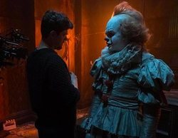 Mira a Pennywise de cerca en las nuevas fotos del rodaje de 'It - Capítulo 2'