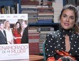 Adriana Ugarte ('Enamorado de mi mujer'): 'Poder trabajar fuera es una bendición'