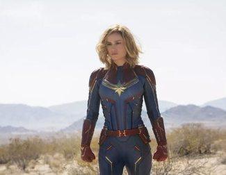 El cameo escondido en el póster de 'Capitana Marvel'