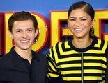 Nuevas fotos del rodaje de 'Spider-Man: Lejos de casa' con Tom Holland y Zendaya