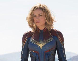 El tráiler de 'Capitana Marvel' supera a 'Civil War' y 'Black Panther'
