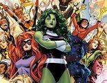 Marvel prepara una serie de superheroínas con el guionista de 'Wonder Woman'