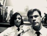 'Men In Black': Chris Hemsworth y Tessa Thompson comparten nuevas fotos del rodaje