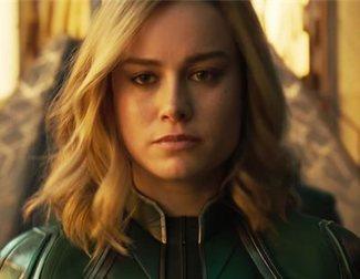 El zasca de Brie Larson a los que la critican por no sonreír en 'Capitana Marvel'