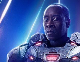 'Avengers 4': La foto de los hermanos Russo podría esconder una pista sobre el futuro de Maquina de Guerra