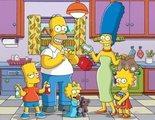 'Los Simpson' publica un logo especial para conmemorar el 30º aniversario de la serie