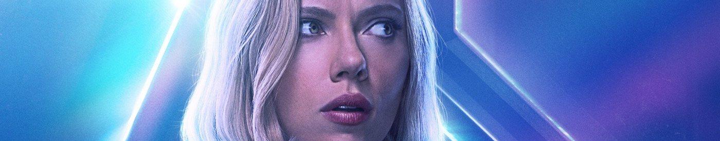 Un vistazo más de cerca al nuevo look de Viuda Negra en 'Vengadores 4'