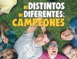 Tráiler de 'Ni distintos ni diferentes: Campeones', documental sobre los protagonistas del pelotazo de taquilla