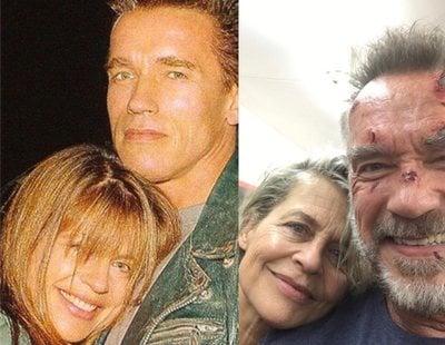 Terminator 6 Arnold Schwarzenegger Y Linda Hamilton Se Reúnen 27