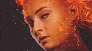 'X-Men: Fénix Oscura': El director explica las marcas en la cara de Sophie Turner