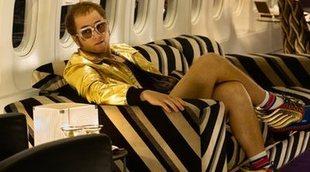 Taron Egerton canta en el primer teaser del biopic de Elton John
