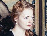 Emma Stone no pudo contener las lágrimas rodando una escena de 'La favorita'