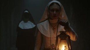 'La Monja' es ya el título más taquillero de la saga 'Expediente Warren'