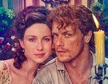 'Outlander': Caitriona Balfe y Sam Heughan derrochan pasión en su nueva sesión de fotos