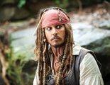 'Piratas del Caribe': A Disney no le gustó nada la actuación de Johnny Depp inicialmente