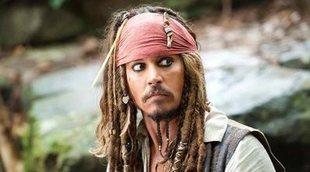 Disney odiaba a Johnny Depp en la primera película de 'Piratas del Caribe'