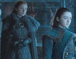 Sophie Turner y Maisie Williams fumaban marihuana tras los rodajes de 'Game of Thrones'