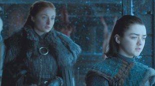 Sí, Arya y Sansa fumaban porros tras el rodaje de 'Juego de Tronos'