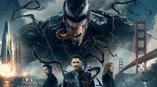'Venom' y 'Nace una estrella' arrasan y reviven a la taquilla estadounidense