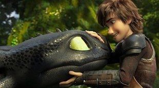 Nuevo teaser tráiler de 'Cómo entrenar a tu dragón 3' con un adorable bebé Hipo
